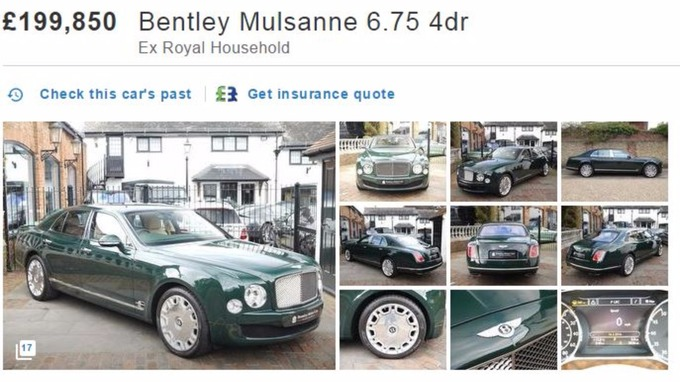 bentley queen brexit