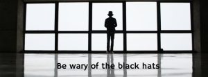 watch out for black hat website traffic services